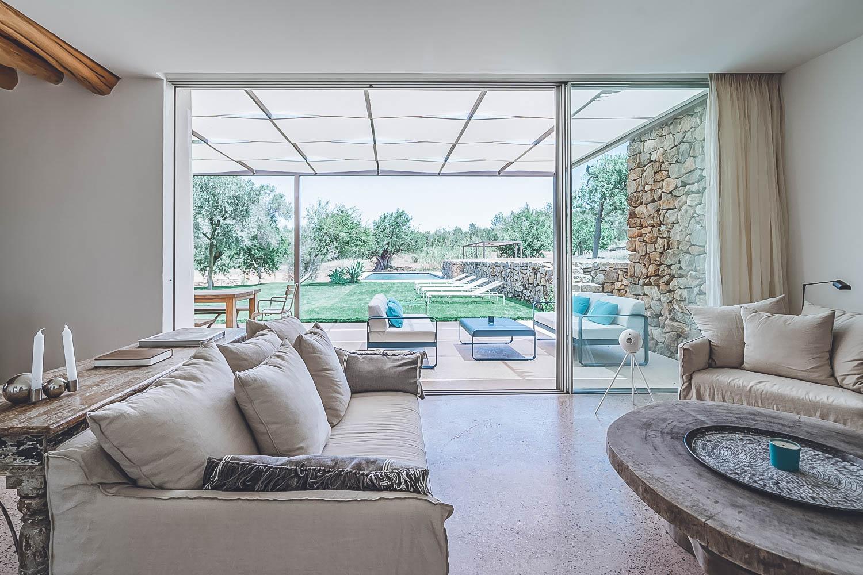 Villas Ibiza Finca Nature